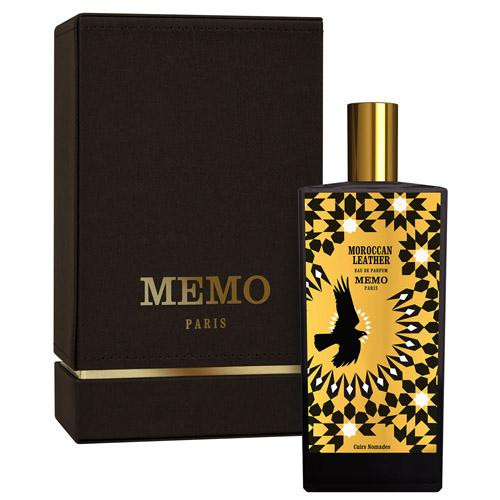 Memo Cuirs Nomades Moroccan Leather For Men & Women Eau De Parfum 75Ml