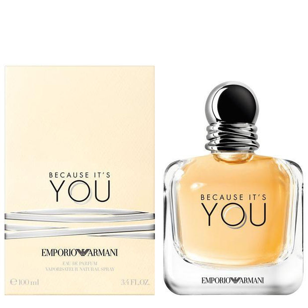Giorgio Armani Emporio Armani Because Its You For Women Eau De Parfum 150Ml