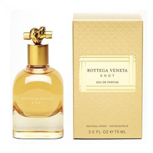 Bottega Veneta Knot For Women Tester Withcap Eau De Parfum 75Ml