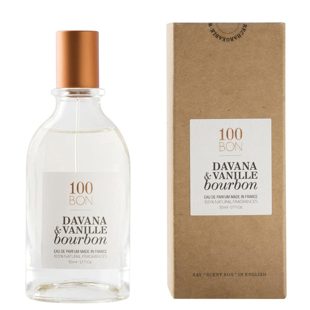 100 Bon Davana & Vanille Bourbon For Men & Women Eau De Parfum 50Ml