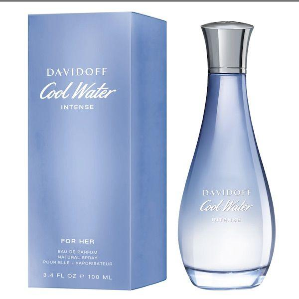 Davidoff Cool Water Intense For Women Eau De Parfum 100Ml
