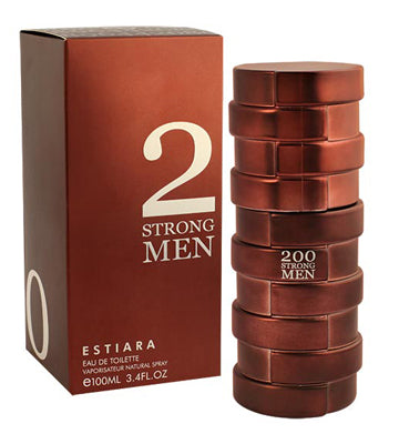 200 Strong Men by Estiara
