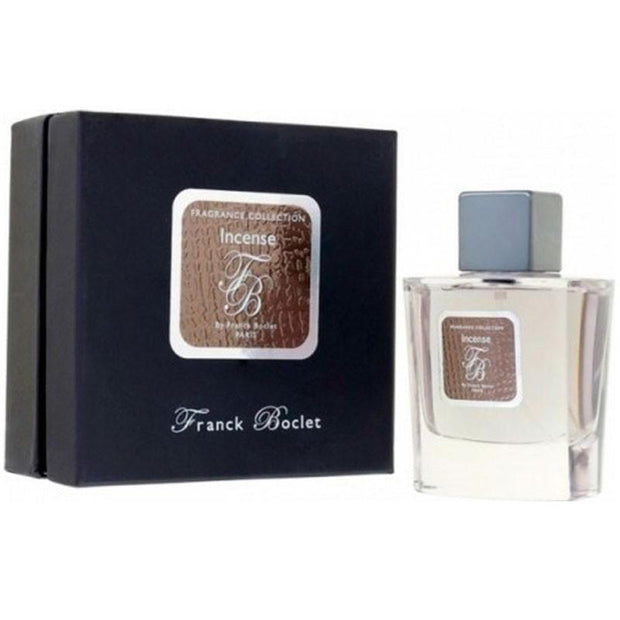 Franck Boclet Incense Eau De Parfum 100Ml