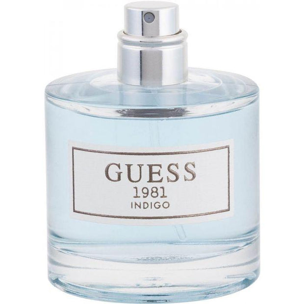 Guess 1981 Indigo For Women Eau De Toilette 50Ml Tester