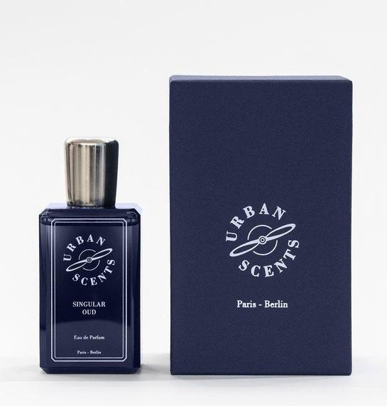 Urban Scents Singular Oud For Men & Women Eau De Parfum 100Ml