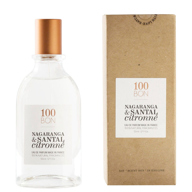 100 Bon Nagaranga & Santal Citronne For Men & Women Eau De Parfum 50Ml