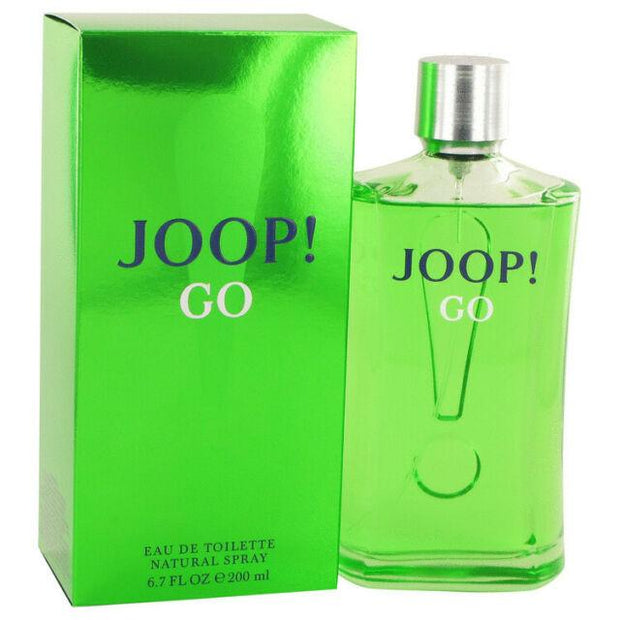 Joop Go For Men Eau De Toilette 200Ml
