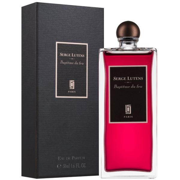 Serge Lutens Bapteme Du Feu For Women And Men Tester W/Airbag-Env Eau De Parfum 50Ml