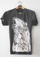 Call of the Wild - mens tshirt