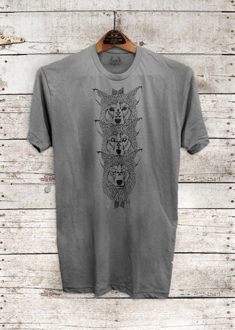 The Original Wild Cat-a-lope - mens cat tshirt