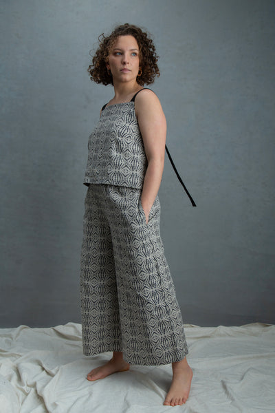 Pattern Culotte Pants