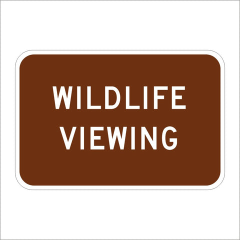 G200-81A (CA) WILDLIFE VIEWING