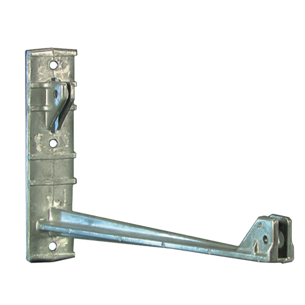 Light Pole Sign Brackets: Metro Wing Street Name Sign Bracket (Sidearm)