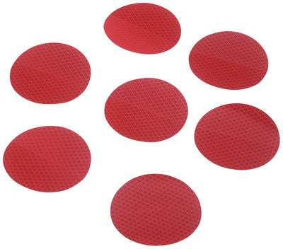 3 Quot Round Reflective Dots 25 Pack Main Street Signs