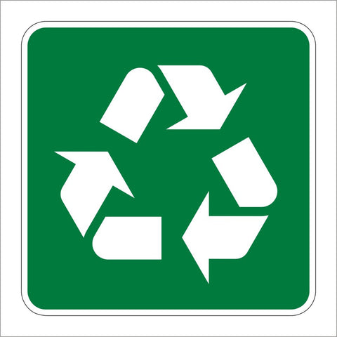 RS-200 RECYCLING SIGN