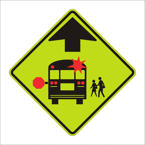 S3-1 School Crossing Sign