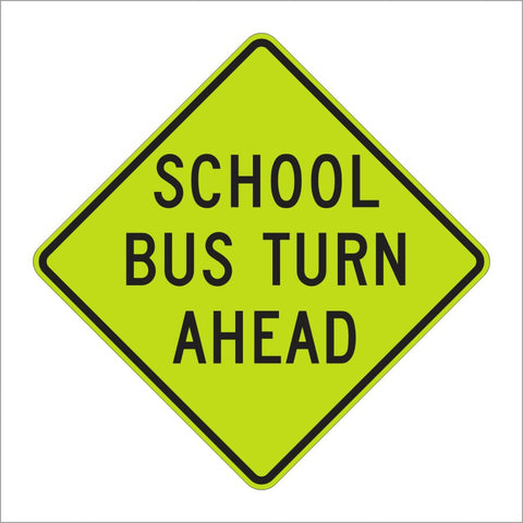 S3-2 School Crossing Sign
