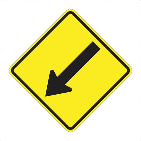 SW44(CA) DOWNWARD ARROW SIGN