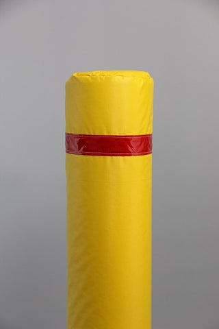 "Innoplast 7"" x 40"" Bollard Pole Soft Padded Cover"