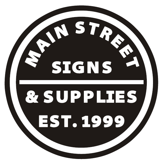 Main Street Signs, Athaco Inc.