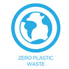 Amazing SPACE® produces zero plastic waste.
