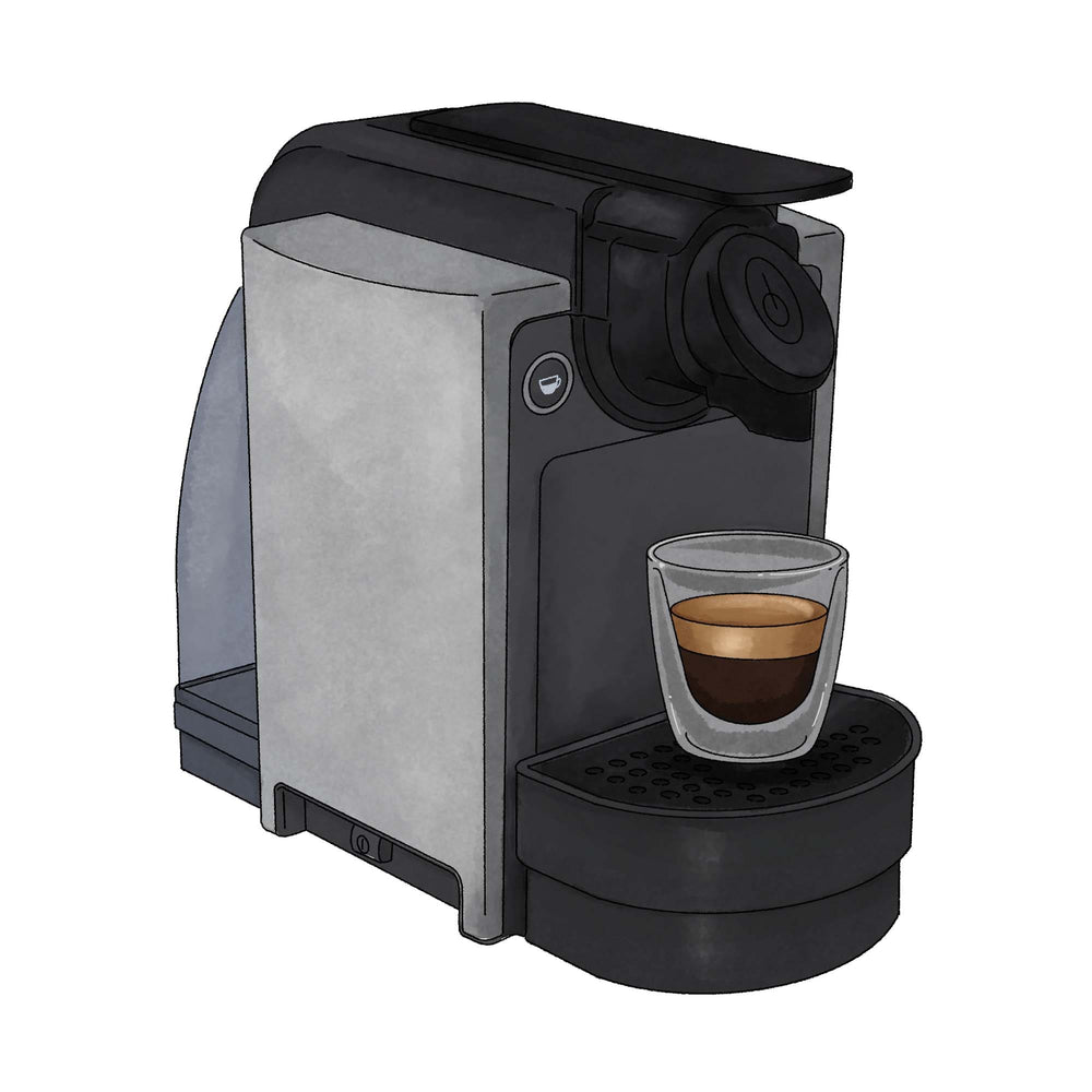 Load image into Gallery viewer, Espresso EP Capsule Machine