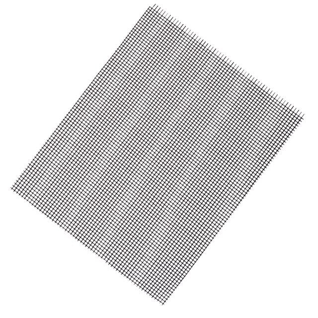 BBQ Grill Mesh Mat Sheets Non Stick Oven Liners Reusable Gas Baking Tary