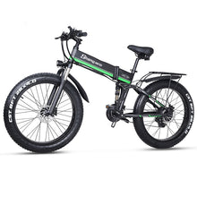 Load image into Gallery viewer, Electric bicycle 1000W Electric Beach Bike 4.0 Fat Tire Electric Bike  48V Mens Mountain Bike Snow E-bike 26inch Bicycle