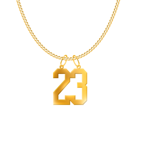 23 Necklace + Digital Download