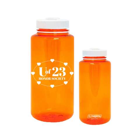 U of 23 Nalgene Bottle