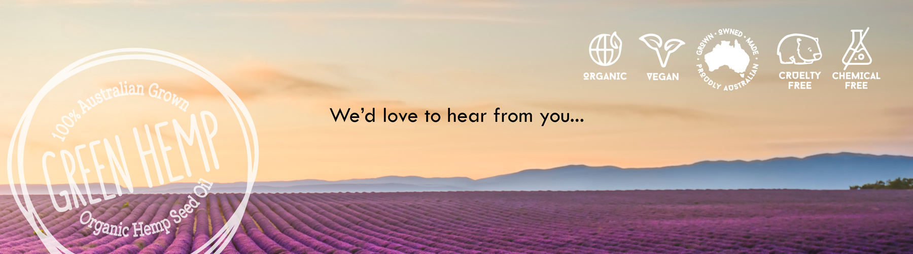 lavender fields contact us green hemp australia
