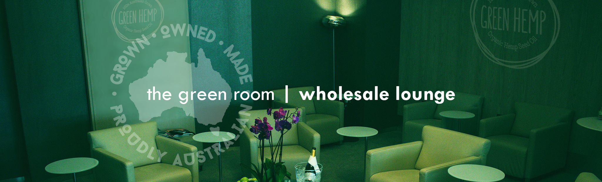 the green room wholesale lounge members lounge
