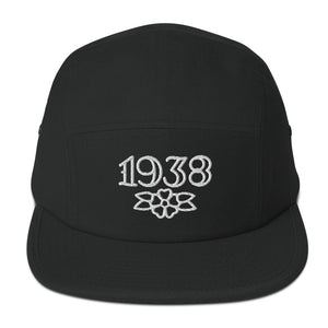 Open image in slideshow, The Flagship 5 Panel Hat - Black or Grey