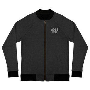 Open image in slideshow, The Badge Embroidered Bomber Jacket