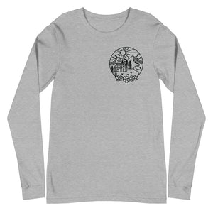 The Cabin Long Sleeve T-Shirt