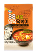 88밀떡볶이 /年糕/Wheat Ddukbbokki /454g /PKT $5