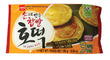 찹쌀호떡 FROZEN SWEET RICE PANCAKE /3PCS*24  $67.2