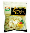 야채손만두 疏菜餃/HANDMADE VEGETABLE DUMPLING / 800G ($7.5)*12