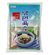 냉면육수 冷面湯/FROZEN SOUP STOCK FOR NOODLE /310ml*30 $21