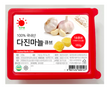 다진마늘 큐브 Minced Garlic Cubes /80g($4.74)*20  $94.8