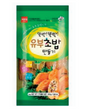 왕유부초밥 SEASONED TOFU POCKETS FOR KOREAN INARIZUSHI /160G*48  $128