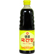 샘표국간장 韩式酱油/SEMPIO SOY SAUCE FOR SOUP /930ML /BTL $3.5