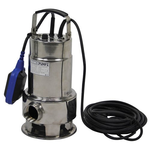 BIA-Q550B - Submersible Pump for Calf Milk or Water Transfer with float 193L/Min 7M 550W 240V