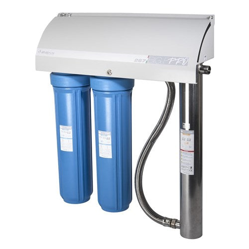 BIG F PRO 267 Plug & Play UV System 95lpm, Including 20 & 1 Micron Filters 20