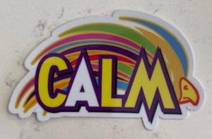 CalM Stickers