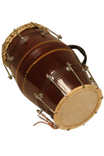 Load image into Gallery viewer, Banjira Mumbai Style Nut and Bot Dholak Drum