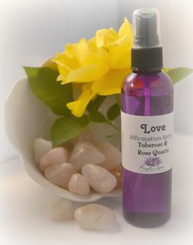 Affirmation Spray Love (Bestseller)