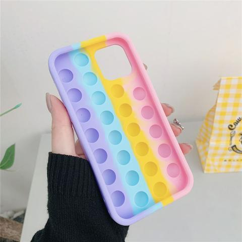 🔥40% OFF Colorful Pop It Case BOOST
