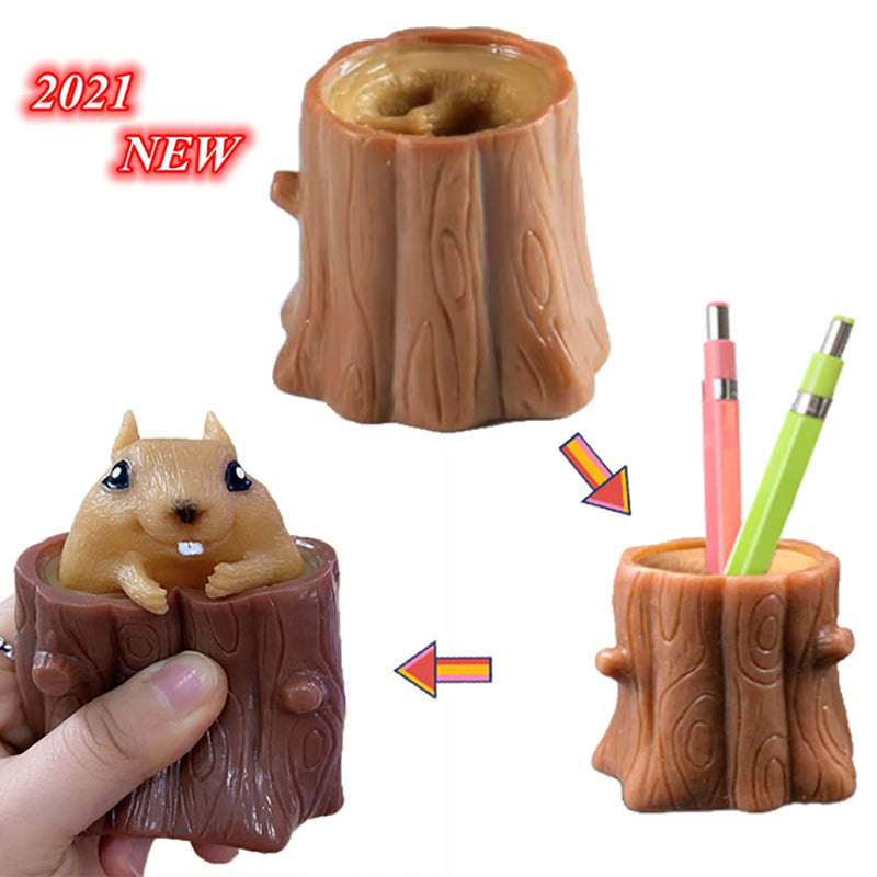 🔥50% OFF Squirrel Cup Fidget Toys