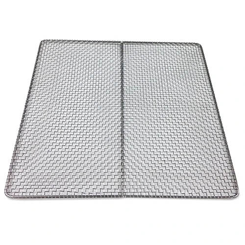 Stainless steel tray for Excalibur dehydrators.